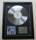 McFLY - Room On The 3rd Floor CD / PLATINUM PRESENTATION DISC